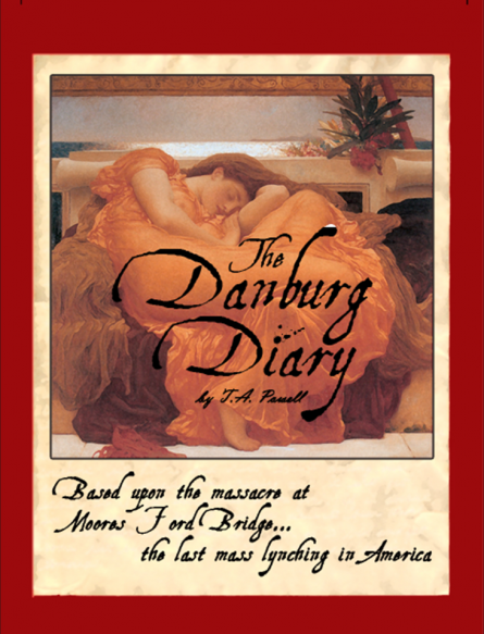 The Danburg Diary Book Cover